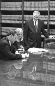 Lewis Lewis Falkner attorneys